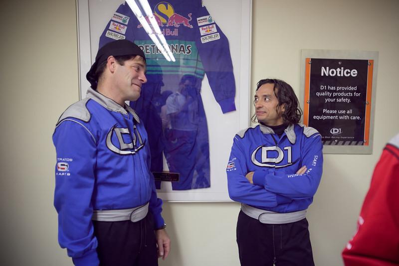 John (Wirewizz) and Steve