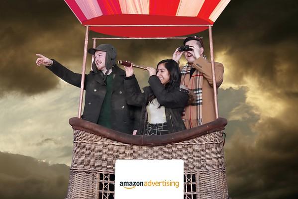 Amazon Hot Air Ballon
