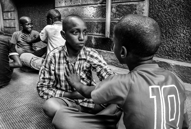 Connection ~ Mama Fatuma Orphanage. Nairobi, Kenya