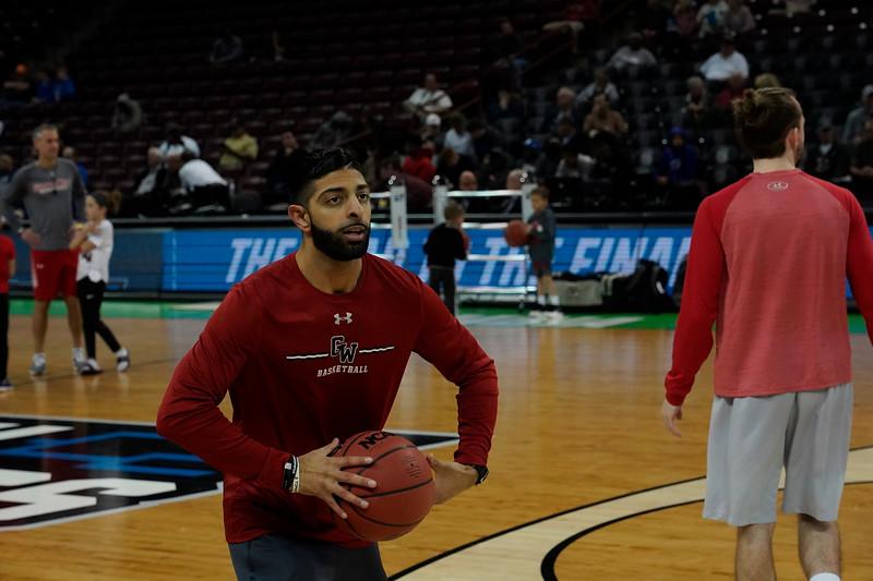 NCAA Men's Bassketball Championship - Thursday