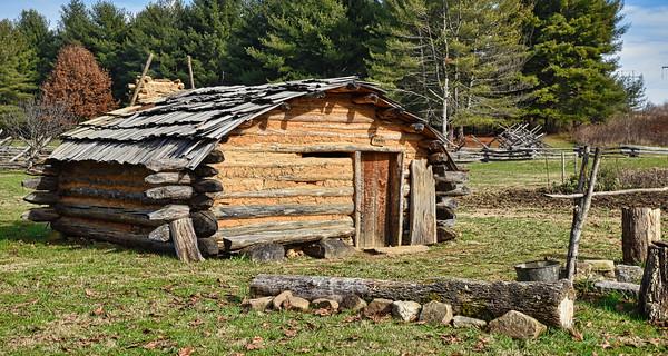 "Davy Crockett""s Birthplace"