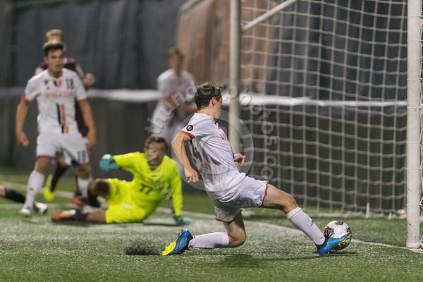 Wheaton College Men's Soccer vs Concordia University (Chicago), September 10, 2018