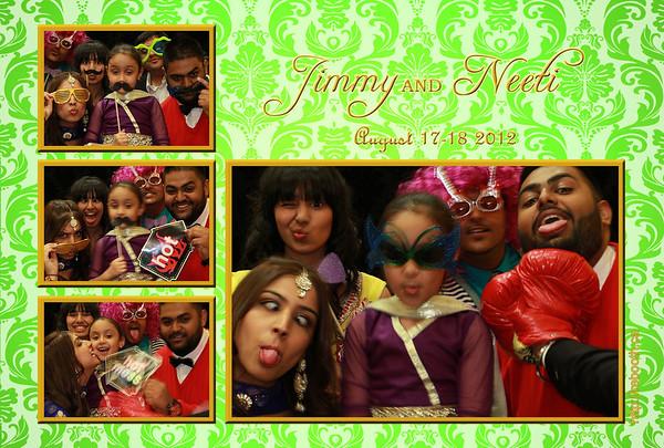 Jimmy & Neeti's Wedding
