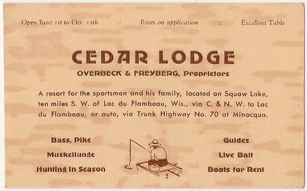 Cedar Lodge