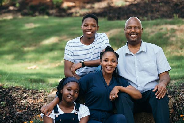 Moye Family