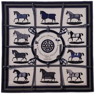 Couvertures et Tenues de Jour - CS140 - Naturel Noir Bleu - NWCT - 1401131759