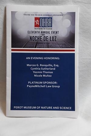 10-15-2016 DHBA Annual Event @ Perot Museum