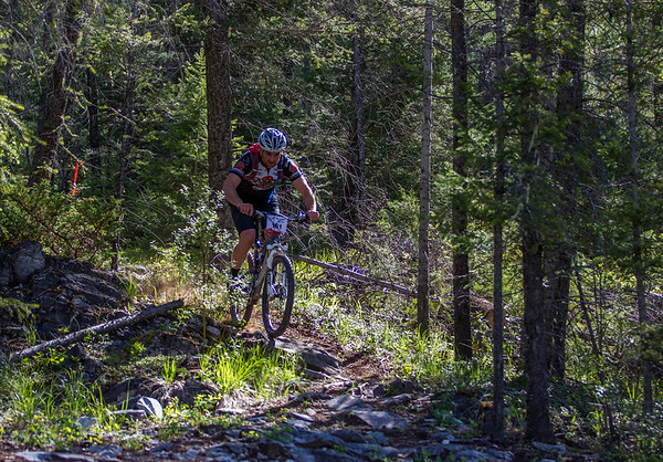 Mt Biking - Kootenay Krusher - June 2014, Nipika