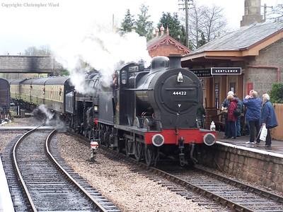 West Somerset Railway S&D Gala - March 2006
