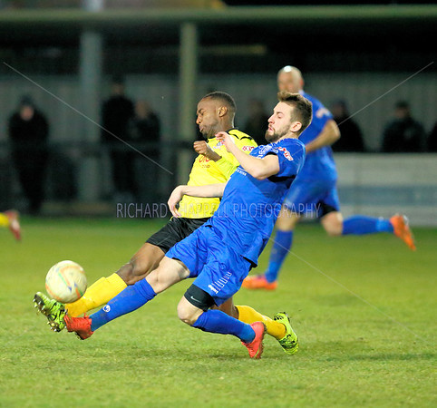 CHIPPENHAM TOWN V CHESHAM UNITED MATCH PICTURES 15th Mar 2016