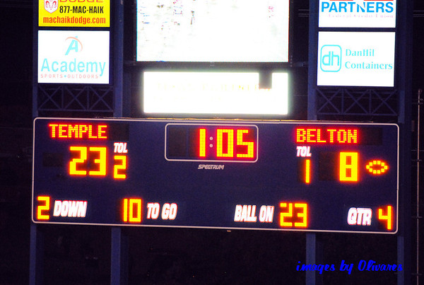 7. Wildcats BEAT Belton