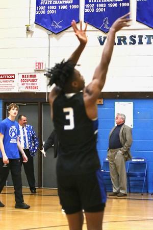 Monticello vs. Wallkill Boys Basketball 12-14-19