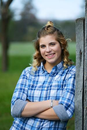 Nicole Senior Pics