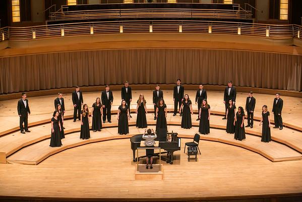 10. Bothell Senior High School Madrigal Choir