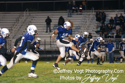 09-11-2009 Blake HS vs Watkins Mill HS Varsity Football, Photos by Jeffrey Vogt Photography