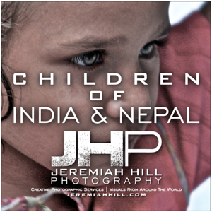 CHILDREN OF INDIA & NEPAL