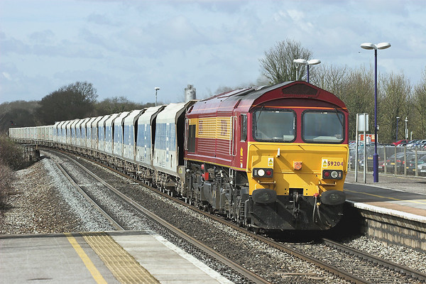 12th April 2006: Twyford, Ruscombe and Lower Basildon