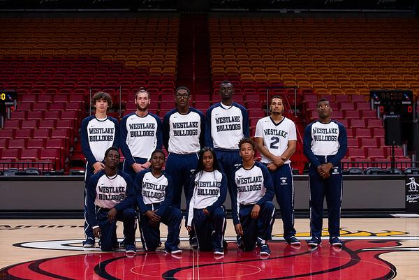 Westlake Basketball @ the AAA