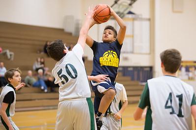Scrimmage:  7th Grade Blue vs. Waldon