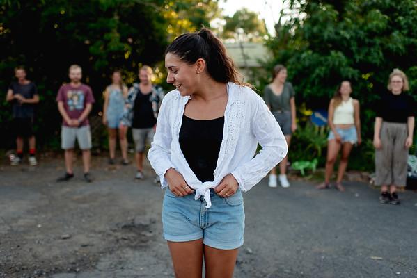 Marissa's dance Lessons