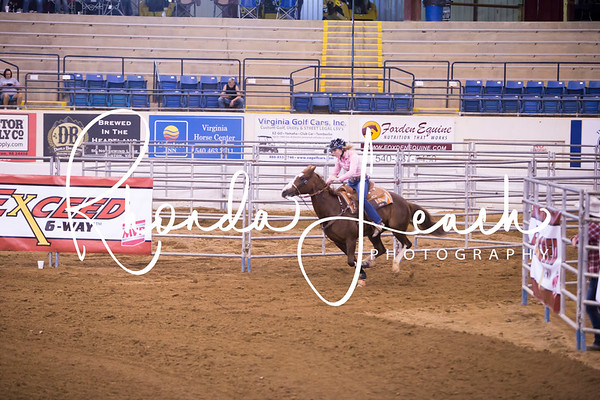 Virginia Classic Barrel Race Sunday #8 Open 6-4-17
