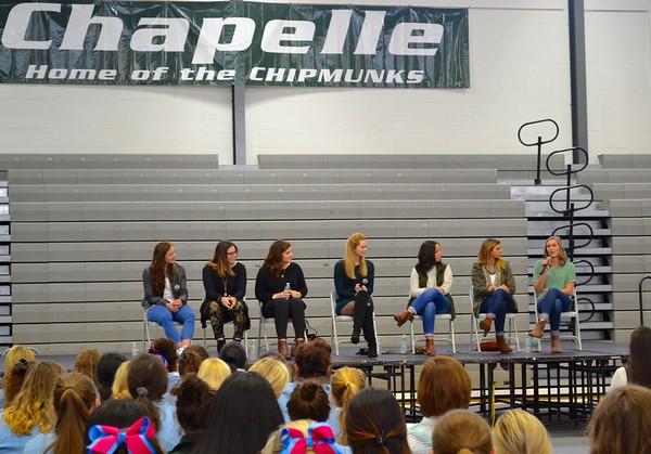 Alumnae College Panel