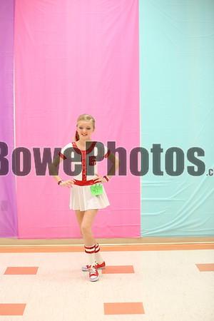 Brandi's - Glitter Diva Candyland Pageaant