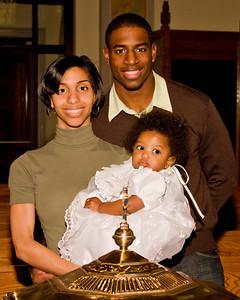 Leilani's Baptism Dec. 27, 2009
