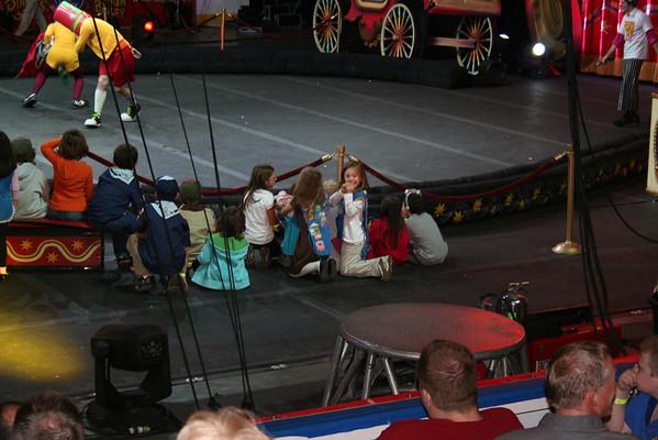 Barnum & Baileys Circus-Daisys