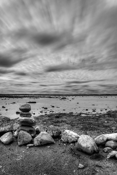 The Rock Piles of Old Mission