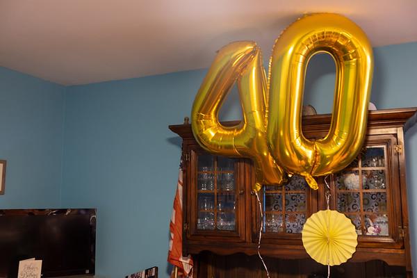 Tiffany White's 40th Birthday 2019