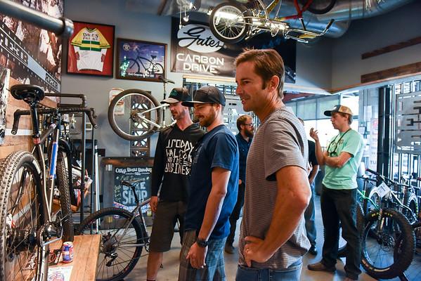 Gold Rush Bike Rally 2016