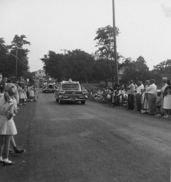Upper Montgomery Parade 1960