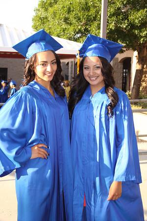 2012 Serrano Graduation Phelan Ca.