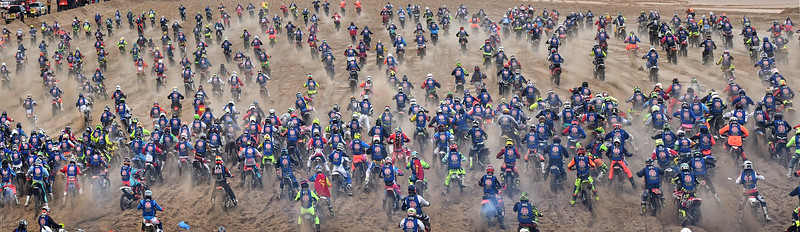 Red Bull strandrace