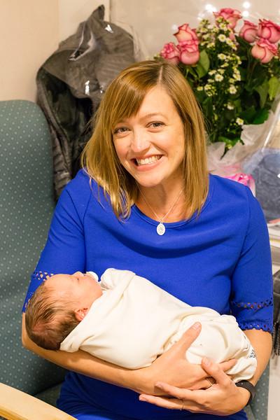 Auntie Meg comes to visit. (01/21/16)