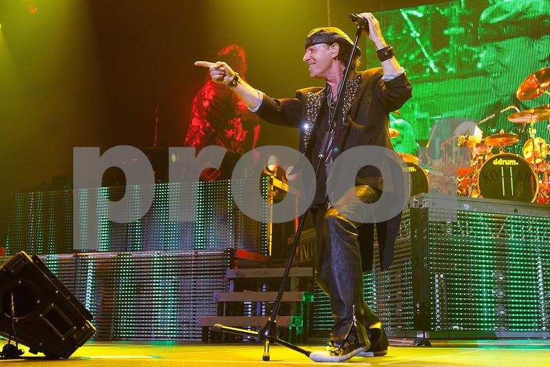 Scorpions In Concert - Los Angeles, Calif