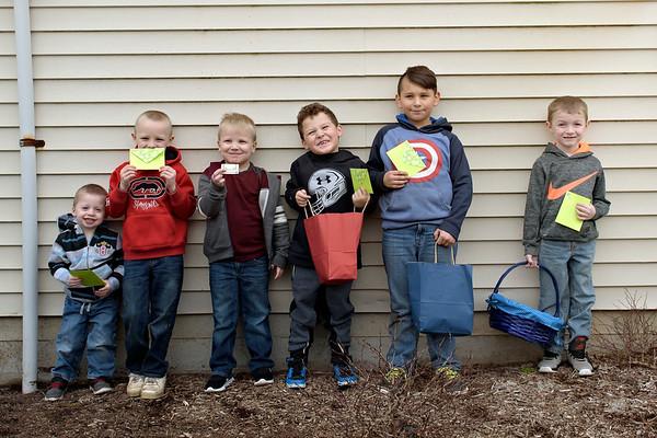 3-31-18 {Faith Outreach Family Church Easter Egg Hunt}