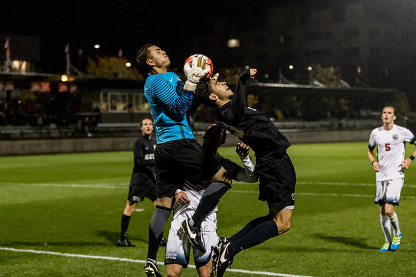 2016 Seattle U Men's Soccer vs UNLV