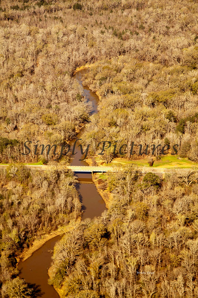 Neches River from the Air  040 copy