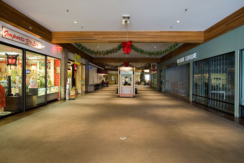 . A San Diego-based developer has bought the Redlands Mall. Brixton Capital LP, the private equity investment vehicle for BruttenGlobal, closed escrow today on the building, which except for CVS Pharmacy, has sat vacant for years. The new owner plans to convert the mall to a mixed-use project with residential and retail development. (Photo by staff file photo/Redlands Daily Facts)