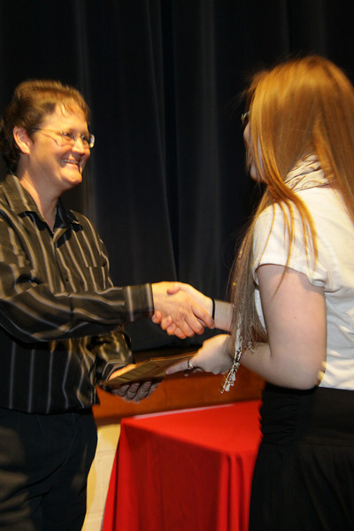 Awards Night 2012 - Student of the Year: Geometry