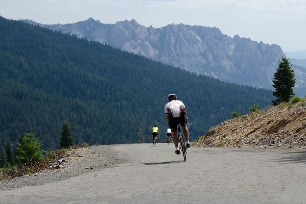 DBC Mt Shasta Tour 2015