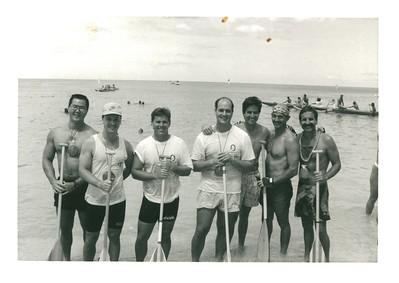 1991 Waimanalo Regatta 6-23-1991