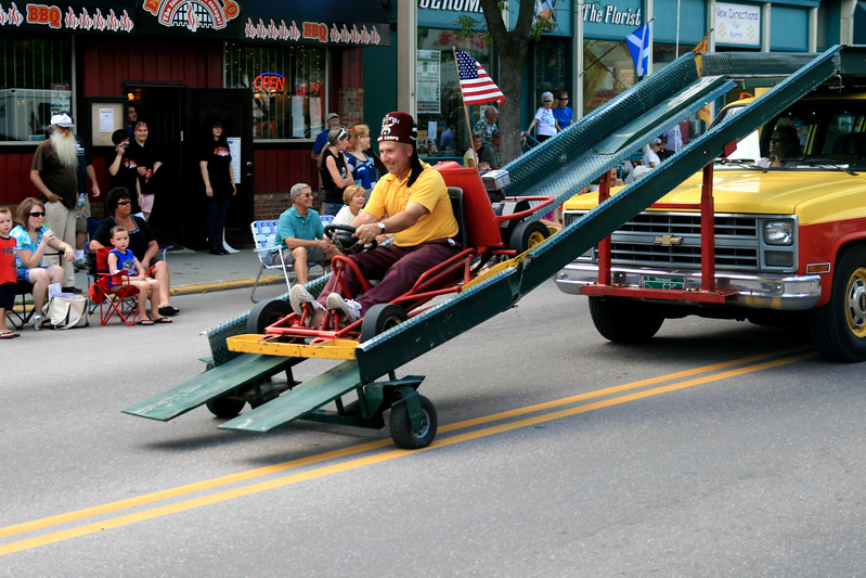 2009 7-25 Barre Heritage Festival Parade