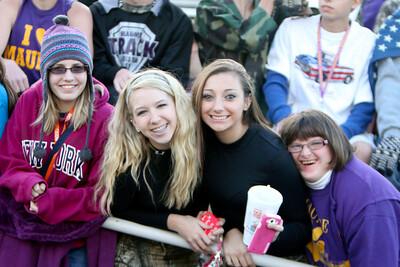 09-13-13 Maumee vs Start Varsity Football