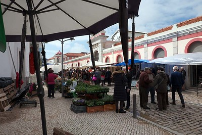 Loulé : indoor municipal market