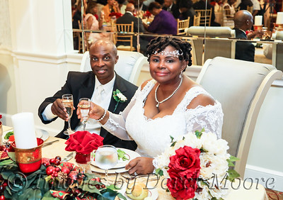 Highlight Images - Patricia and Spencer Edmund Wedding  and Celebration