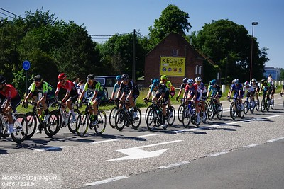 20210613 Doortocht Belgium Baloise Tour Ravels.