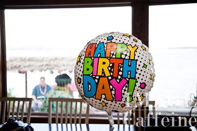 Aloha~Evan's 50th Birthday Party